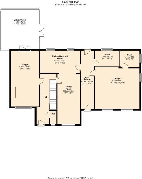 4 Bedroom Detached for Sale in COLWYN BAY, LL28 5YY