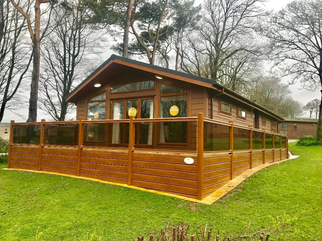 3 Bed Super Lodge Property for Sale in Plas Coch Holiday Home Park, LL61 6EJ
