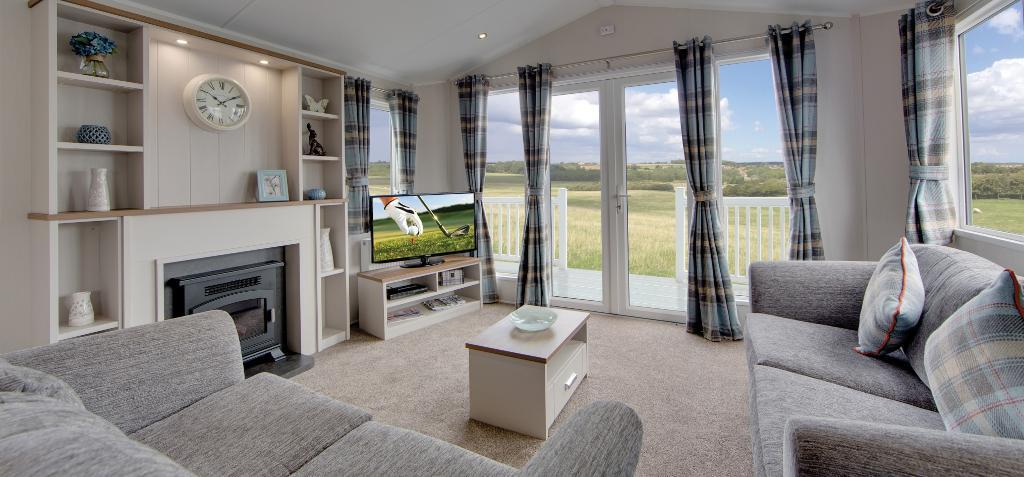 2 Bedroom Holiday Home for Sale in Plas Coch Holiday Home Park, LL61 6EJ