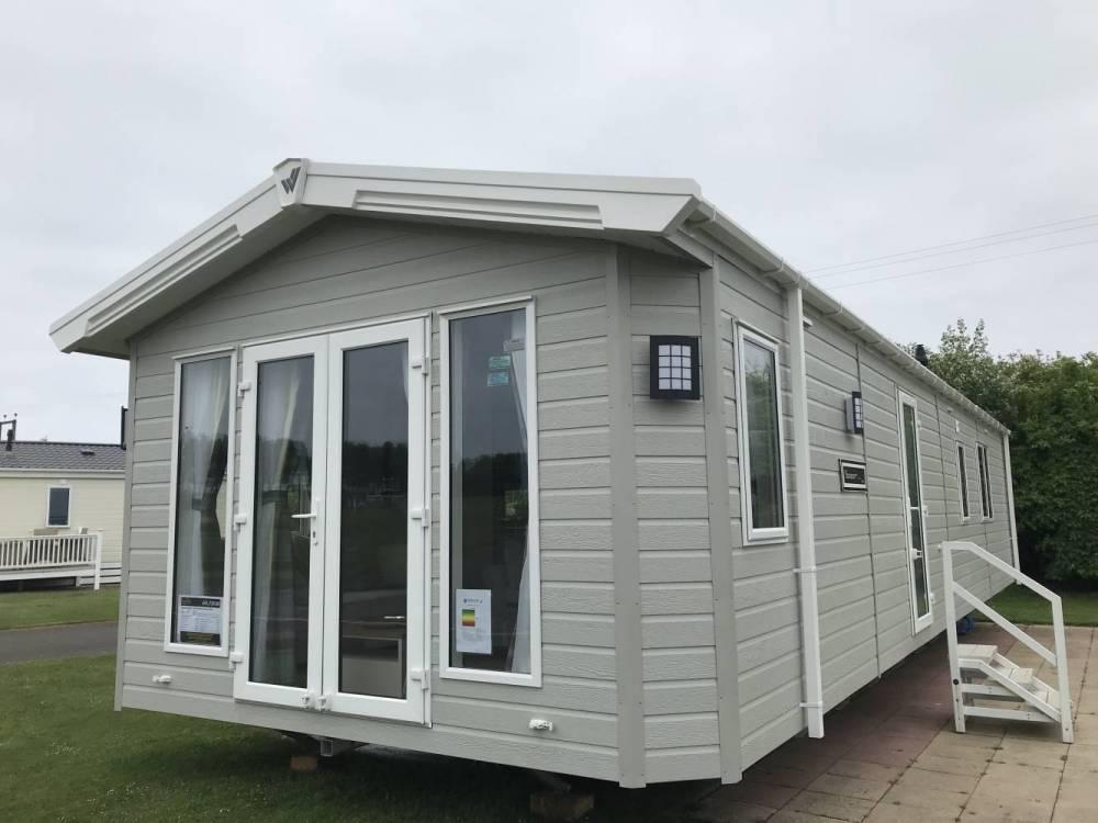 2 Bed Holiday Home Property for Sale in Plas Coch Holiday Home Park, LL61 6EJ