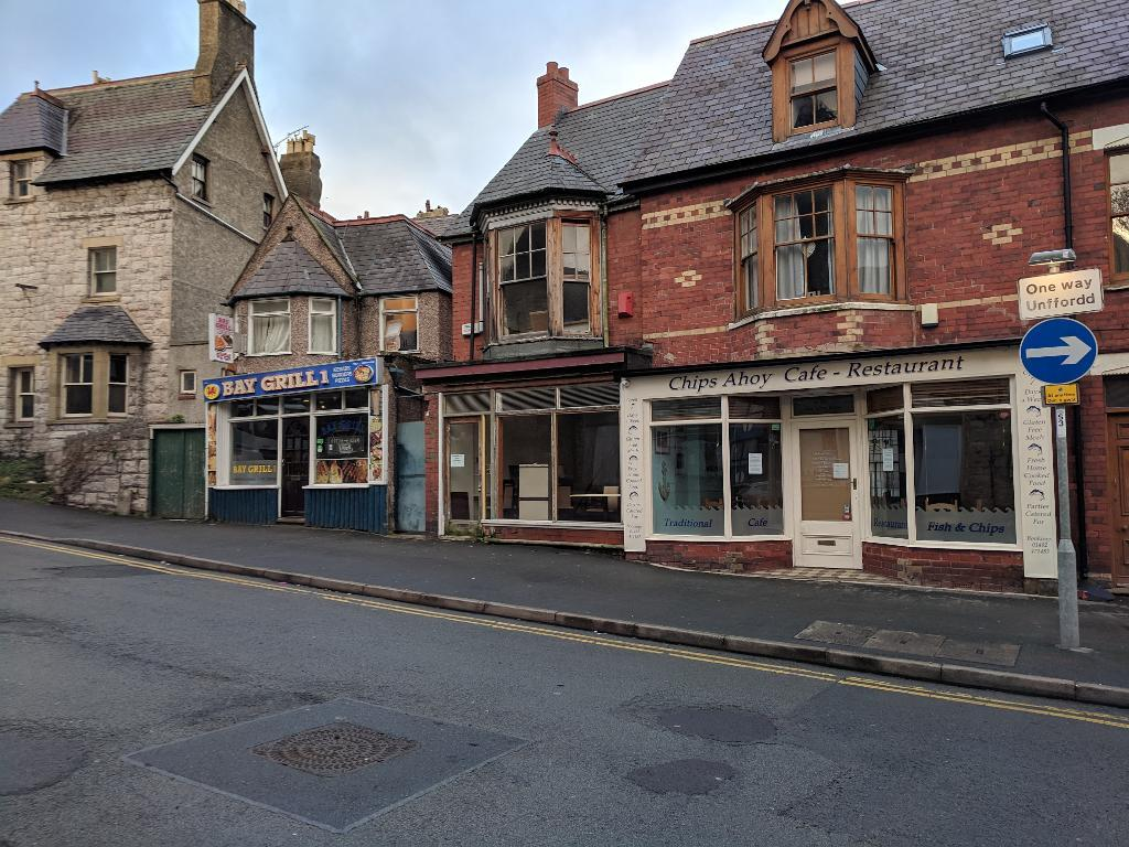 Cafe to Rent in Colwyn Bay, LL28 5YS