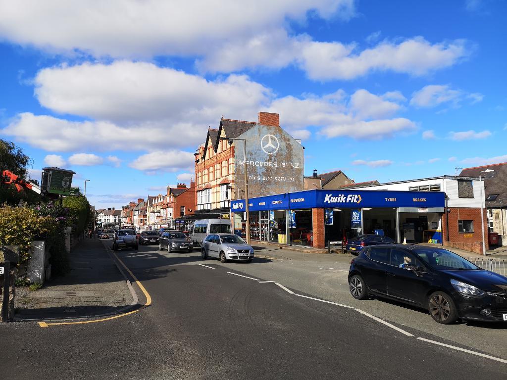 Advertising Space for Sale in Colwyn Bay, LL29 4EN