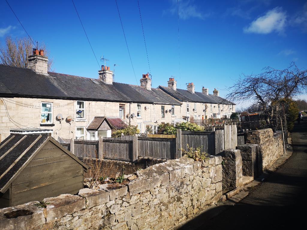 2 Bed Terraced Property for Sale in Llysfaen, LL29 8FB