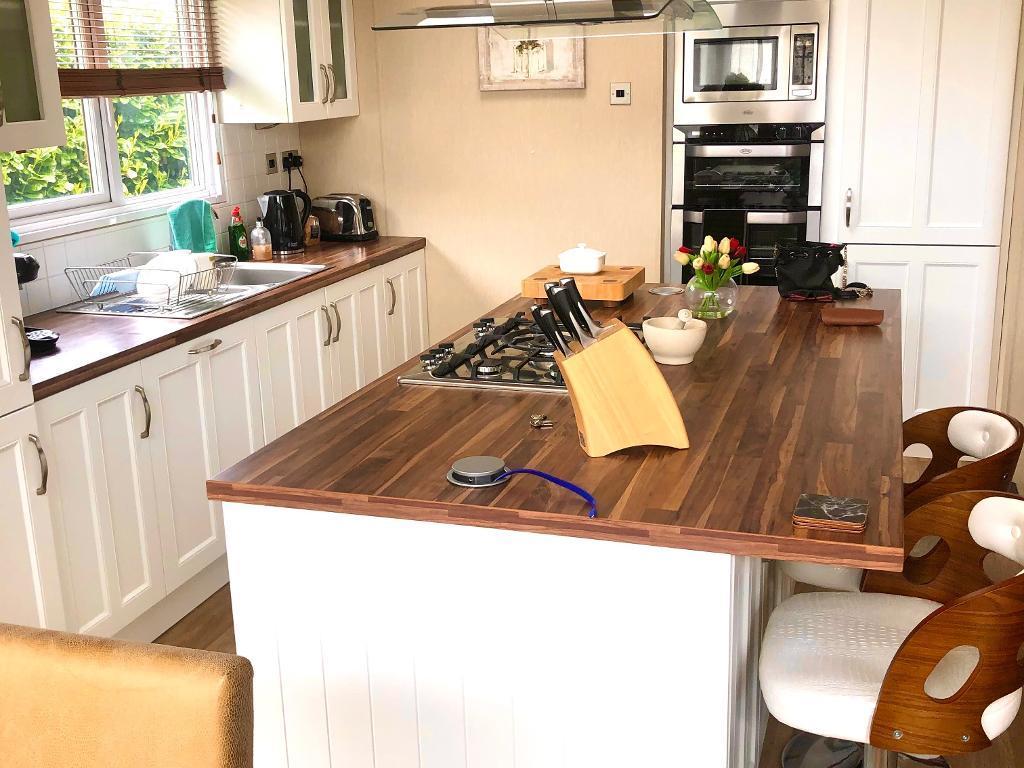 3 Bedroom Super Lodge for Sale in Llanfair P.G., LL61 6EJ